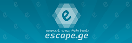 Social network and online magazine escape.ge