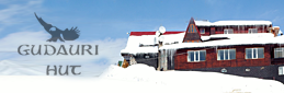 Hotel Gudauri Hut Website